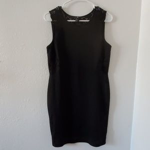 H&M Sleeveless Black Dress